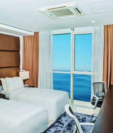 Ocean View 3-Bedroom Suite