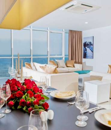 Ocean Premier 4-Bedroom Suite