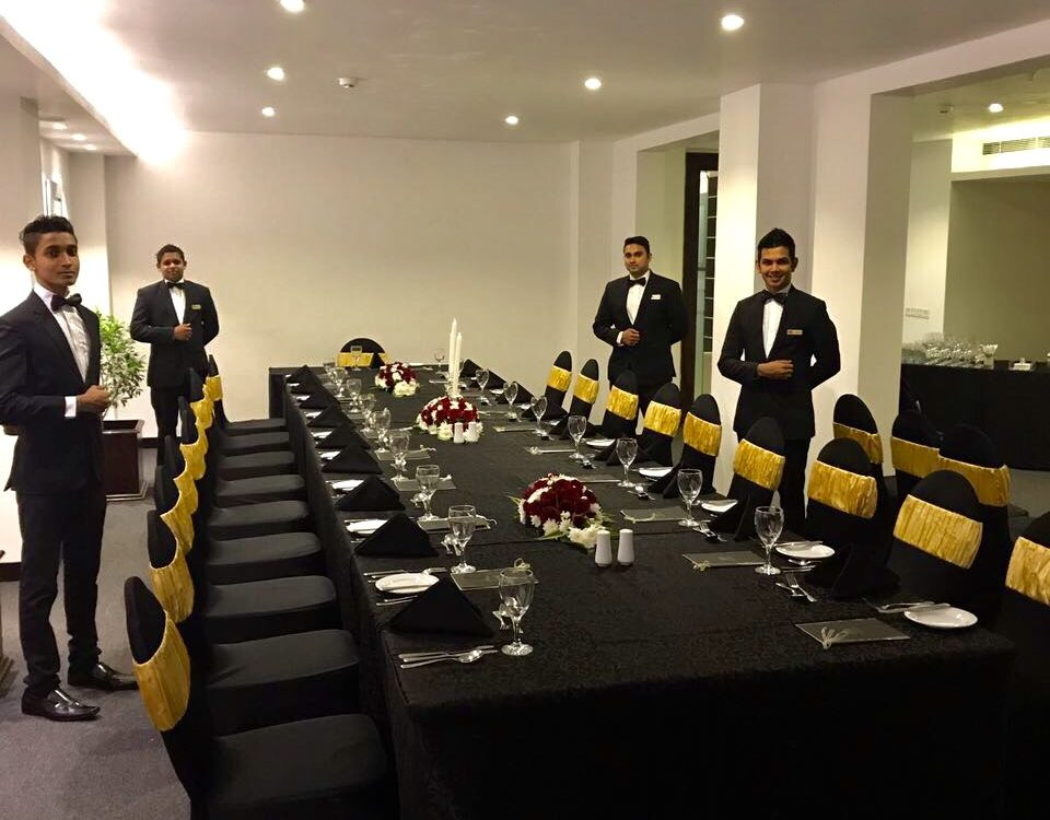 Event venues in Colombo